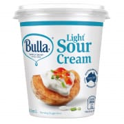 Light Sour Cream 200g