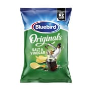 Originals Potato Chip Salt & Vinegar 150g