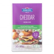 Cheese Slices - Cheddar 150g