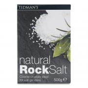 Natural Rock Salt 500g