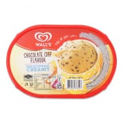 Ice Cream Tub - Chocolate Chip 1.5L