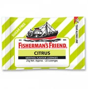Sugar Free Citrus Lozenges 25g
