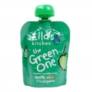 Organic Smoothie Fruit Green One 90g
