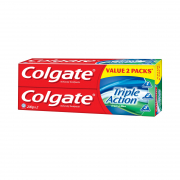 Toothpaste Triple Action 2sX200g
