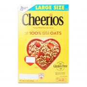 GENERAL MILLS Cheerios Cereal 340g