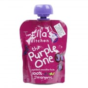 ELLA'S KITCHEN Organic Smoothie Fruit Purple One 90g