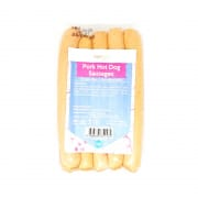 Pork Hot Dog Sausages 500g