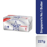 Butter Spread Block - Unsalted 227g