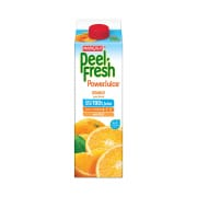 Orange Juice with Pulp Drink - No Sugar Added 1L