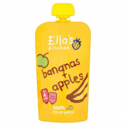 ELLA'S KITCHEN Org Apple & Bananas St1