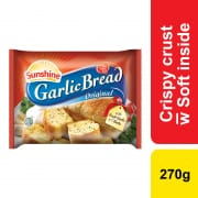 Garlic Bread Regular Original 270g