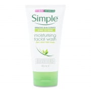 Moisturizing Foam Facial Wash 150ml