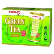 POKKA Jasmine Green Tea 12sX300ml