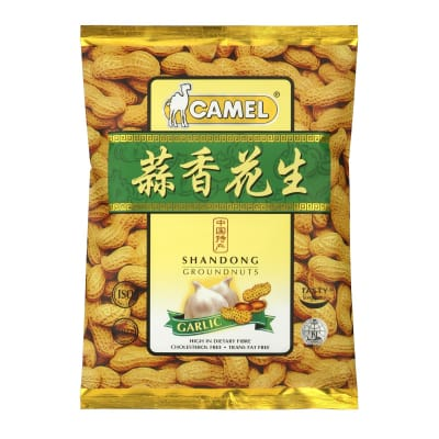 Garlic Shandong Groundnuts 130g