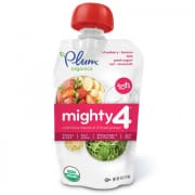 Organic Mighty 4 - Kale Strawberry Amaranth Greek Yogurt 113g