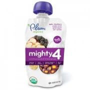 Organic Mighty 4 - Purple Carrot Berry Quinoa Greek Yogurt 113g