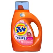 Turbo Clean Laundry Liquid - Downy April Fresh 1.36L