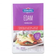 Cheese Slices - Edam 8sX150g