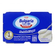 Bulgaria Yogurt Natural 2sX110g