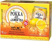 Pokka Can Drink - Ice Lemon Tea