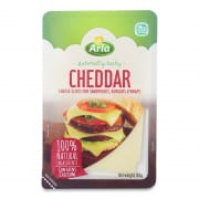 Cheddar Cheese Slices 150g