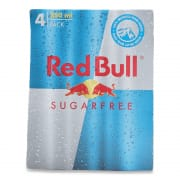 Energy Drink Sugar Free 4sX250ml