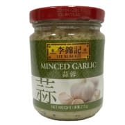 Freshly Minced Garlic 213g