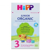 Junior Organic - Stage 3 Milk 500g