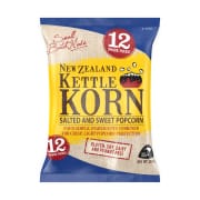 Popcorn Original Multipack 12s x 17g packs'