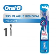 Oral-B CrossAction Pro-Health 7 Benefits Toothbrush - Medium