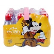 Disney Mickey Mouse and Friends Mineral Water 12sX330ml
