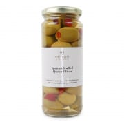 Spanish Stuffed Queen Olives 340g