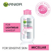 GARNIER Micellar Cleansing Water Pink (Sensitive) 125ml