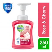 Foaming Hand Wash Rose & Cherry 250ml