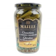 MAILLE Cornichons With Caramelized Onions 400g