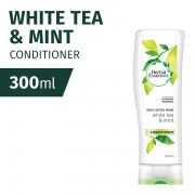 HERBAL ESSENCES herbal essences daily detox shine conditioner white tea mint 300ml