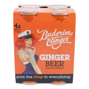 Ginger Beer 4sX250ml