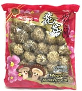 Premium Shiitake Flower Mushrooms 400g