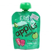 Organic Apples Puree 4 months 70g