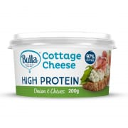 Cottage Cheese Onion & Chives 200g