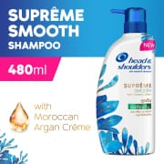 Supreme Smooth Anti-Dandruff Shampoo 480ml