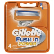 Fusion Power Razor Cartridges Refill 4s