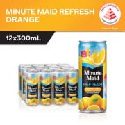 Refresh Orange Fruit Drink 12sX300ml