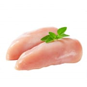 Skinless Chicken Breast 4 Pieces