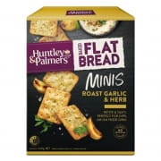 Flatbread Minis Roasted Garlic & Herb