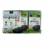 Olive Oil Seaweed 9sx40.5g