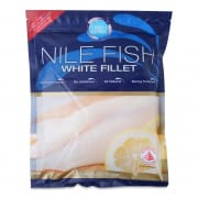 Nile Fish White Fillet 450g