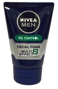 NIVEA Men Oil Control Facial Foam 100g