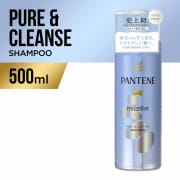 Pure & Cleanse Shampoo 500ml