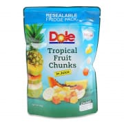 Tropical Fruit Chunks In Juice 400g